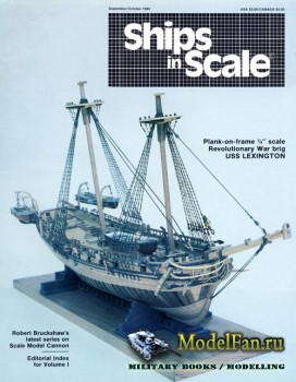 Ships in Scale Vol.2 No.7 (September/October 1984)