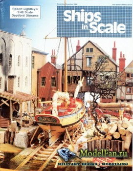Ships in Scale Vol.2 No.8 (November/December 1984)