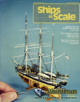 Ships in Scale Vol.2 No.9 (January/February 1985)