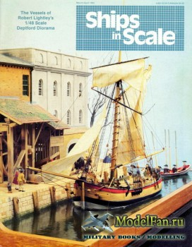 Ships in Scale Vol.2 No.10 (March/April 1985)
