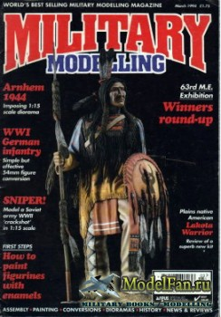 Military Modelling Vol.24 No.3 (March 1994)
