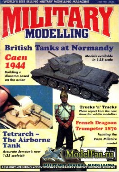 Military Modelling Vol.24 No.6 (June 1994)