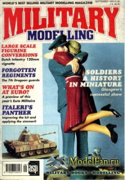 Military Modelling Vol.24 No.9 (September 1994)
