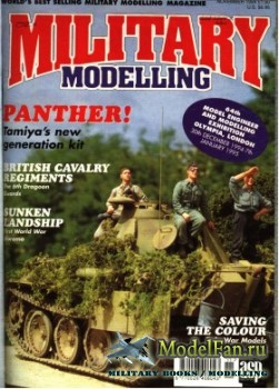 Military Modelling Vol.24 No.11 (November 1994)