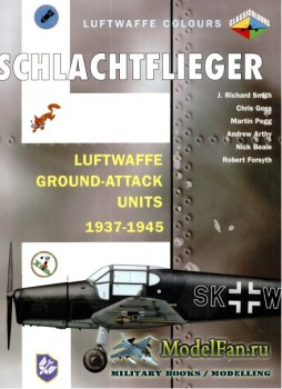 Classic Publications (Luftwaffe Colours) - Schlachtflieger: Luftwaffe Groun ...