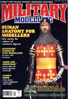 Military Modelling Vol.25 No.1 (January 1995)