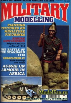 Military Modelling Vol.25 No.2 (February 1995)