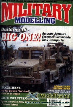 Military Modelling Vol.25 No.6 (June 1995)