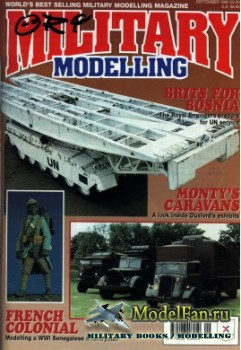Military Modelling Vol.25 No.9 (September 1995)