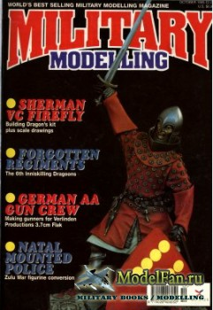 Military Modelling Vol.25 No.10 (October 1995)