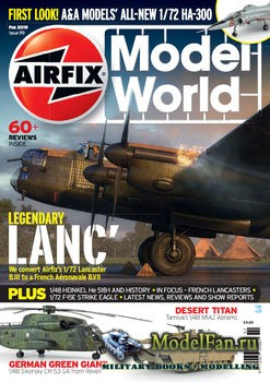 Airfix Model World - Issue 99 (February 2019)