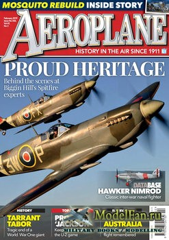 Aeroplane Monthly Magazine (February 2019)