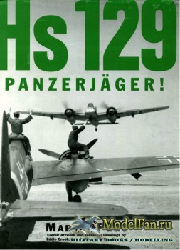 Classic Publications - Hs 129: Panzerjager!