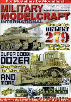 Military Modelcraft International (January 2014) Vol.18 №3
