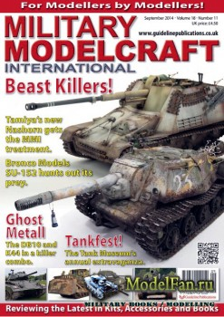 Military Modelcraft International (September 2014) Vol.18 №11