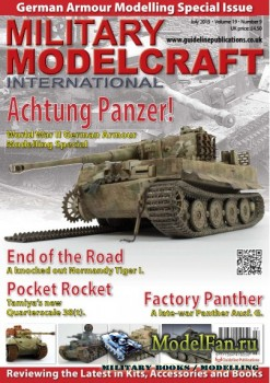 Military Modelcraft International (July 2015) Vol.19 №9