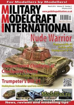 Military Modelcraft International (March 2016) Vol.20 №5