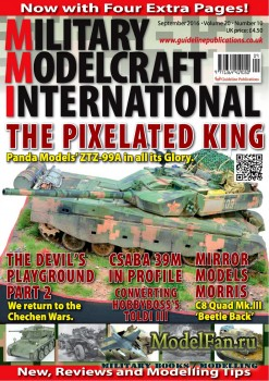 Military Modelcraft International (September 2016) Vol.20 №10
