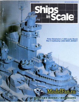 Ships in Scale Vol.3 No.16 (March/April 1986)