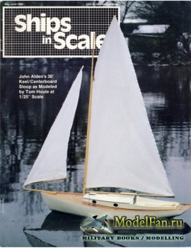 Ships in Scale Vol.3 No.17 (May/June 1986)