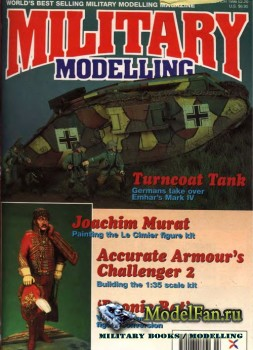 Military Modelling Vol.26 No.3 (March 1996)