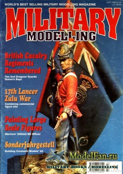 Military Modelling Vol.26 No.7 (July 1996)