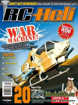 RC Heli (February 2009) Issue 32