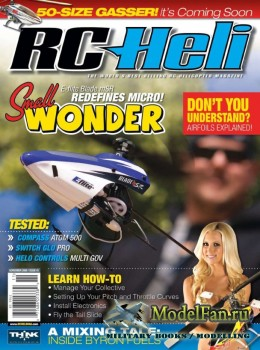 RC Heli (November 2009) Issue 41