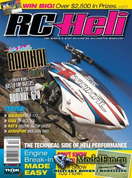 RC Heli (December 2009) Issue 42