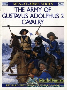 Osprey - Men at Arms 262 - The Army of Gustavus Adolphus (2): Cavalry
