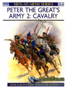 Osprey - Men at Arms 264 - Peter the Great's Army (2): Cavalry