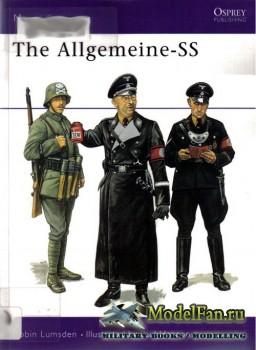 Osprey - Men at Arms 266 - The Allgemeine-SS