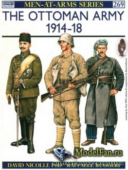 Osprey - Men at Arms 269 - The Ottoman Army 1914-1918