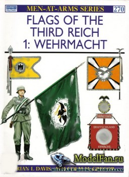 Osprey - Men at Arms 270 - Flags of the Third Reich (1): Wehrmacht