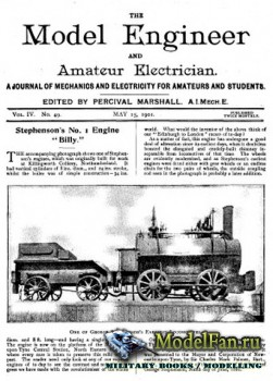 Model Engineer Vol.4 No.49 (15 May 1901)