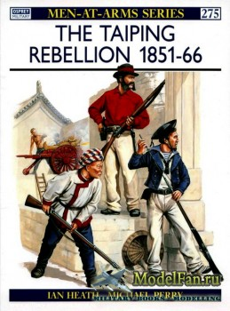 Osprey - Men at Arms 275 - The Taiping Rebellion 1851-1866