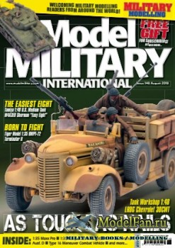 Model Military International Issue 148 (August 2018)