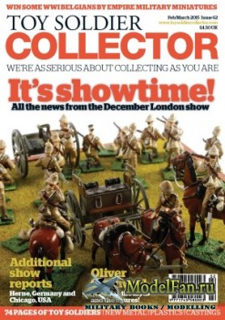 Toy Soldier Collector (February/March 2015) Issue 62