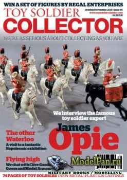 Toy Soldier Collector (October/November 2015) Issue 66