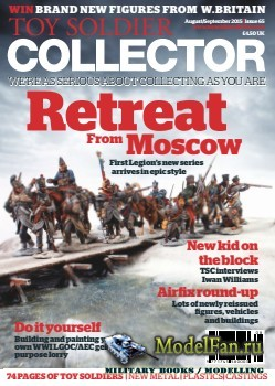Toy Soldier Collector (August/September 2015) Issue 65