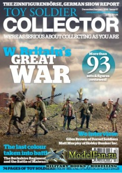 Toy Soldier Collector (December 2015/January 2016) Issue 67