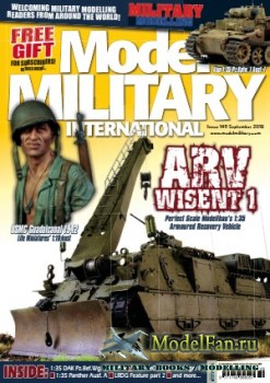 Model Military International Issue 149 (September 2018)
