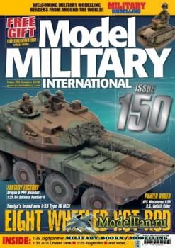Model Military International Issue 150 (October 2018)