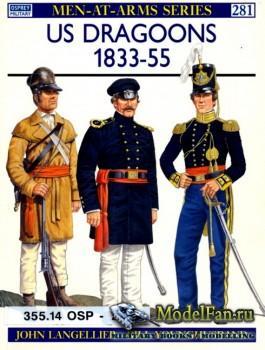Osprey - Men at Arms 281 - US Dragoons 1833-1855