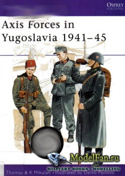 Osprey - Men at Arms 282 - Axis Forces in Yugoslavia 1941-1945