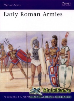 Osprey - Men at Arms 283 - Early Roman Armies
