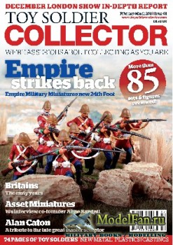 Toy Soldier Collector (February/March 2016) Issue 68