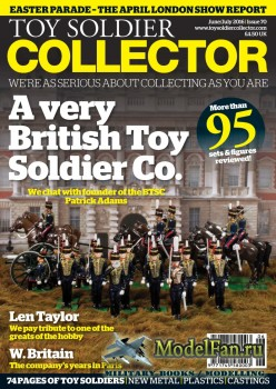 Toy Soldier Collector (June/July 2016) Issue 70