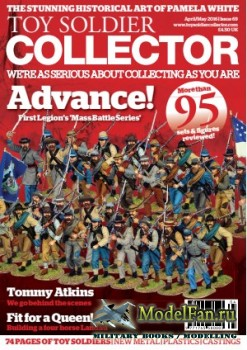 Toy Soldier Collector (April/May 2016) Issue 69