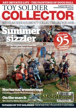 Toy Soldier Collector (August/September 2016) Issue 71